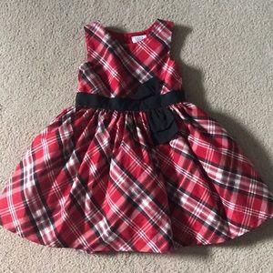 Toddler Christmas dress